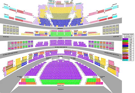 Royal Opera House Seating Plan Review Opera House Seating Plan Escortsea