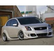 View Of Nissan Sentra 2 0 S Photos Video Features And Tuning