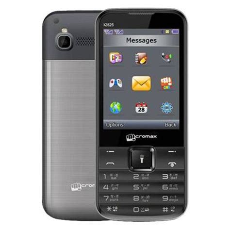 micromax mobile micromax x2825 mobile price specification features