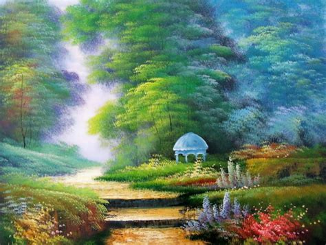 painting nature paintings of natur abstract on canvas for