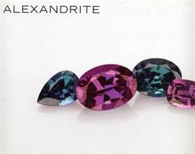 alexandrite color june birthstone ring alexandrite
