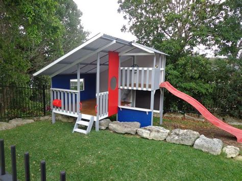 backyard cubby house outdoor cubby house for kids outdoor play backyard fun
