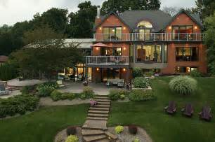 Small Lakefront House Plans beautiful lake home best lake homes lake house builders