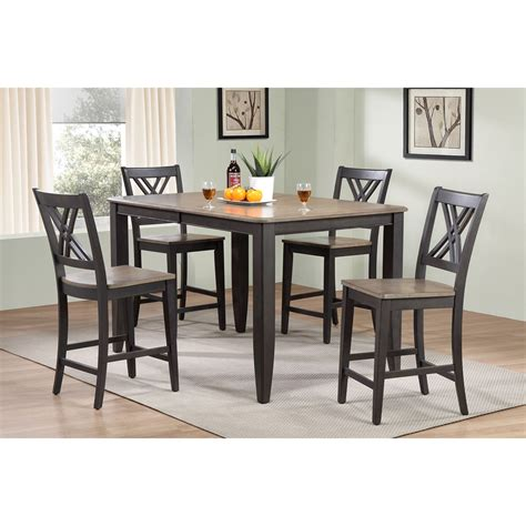24 quot x back counter stool in black finish cf500424 bk double x back 24 quot counter stool gray and black dcg stores