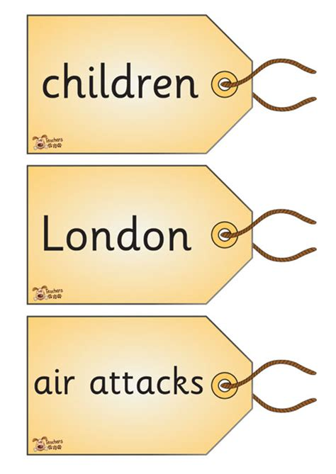 printable evacuee label teacher s pet wwii evacuee labels luggage labels