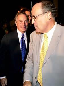 Bloomberg Giuliani For Us President by Goodbye Rudy Hi Mike Ny Daily News