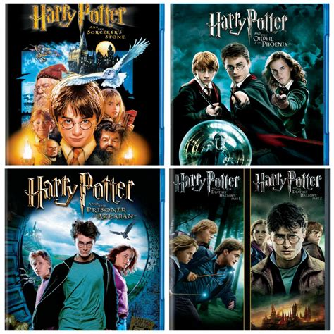 harry potter movies image gallery harry potter dvd amazon