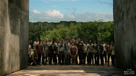 maze runner film location 45 things to know about the maze runner from our set visit