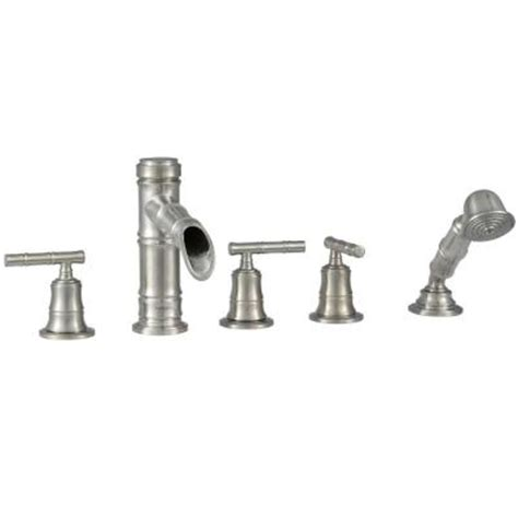 pegasus shower faucet parts pegasus faucet parts medium pegasus bamboo 3 handle roman tub faucet with hand shower