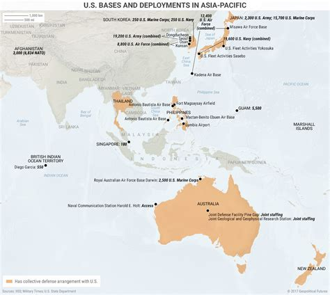 Strategies For Asia Pacific 2 maps that show the us strategy in asia pacific