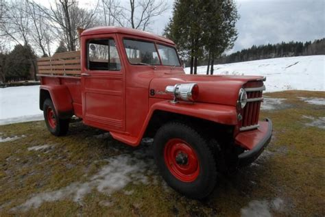 Willys Jeep Trucks For Sale 1955 Jeep Willys Truck For Sale Jeep Willys World