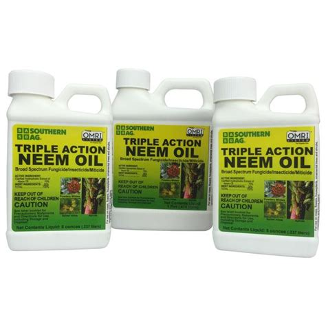 neem oil bed bugs triple action neem oil organic omri approved epesthero