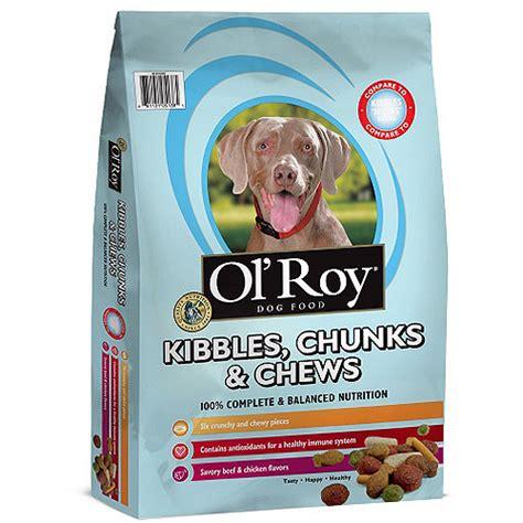 dog food coupons ol roy ol roy kibbles chunks chews 40lb walmart com