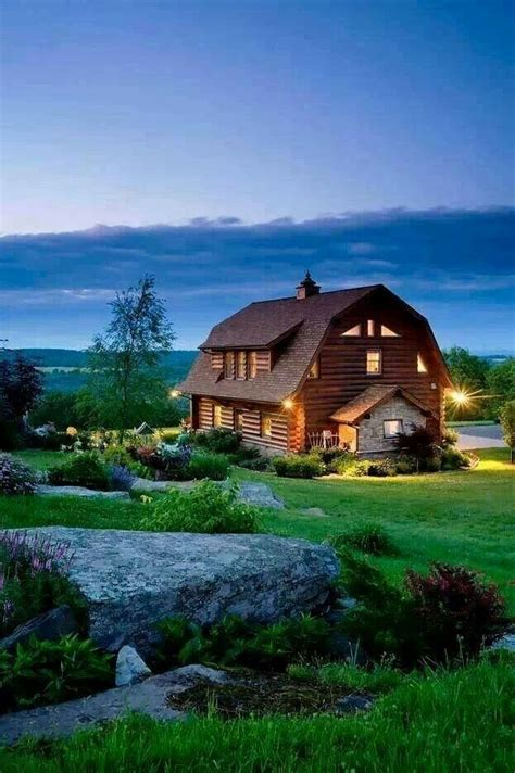 renovated barn into a house for the home