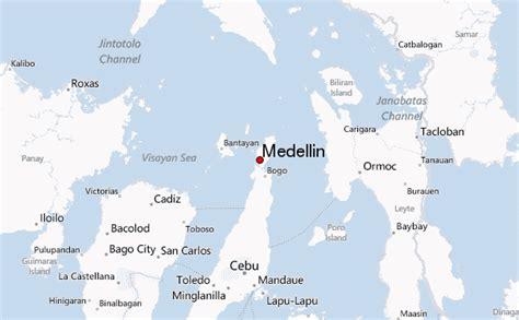 medellin map medellin location guide