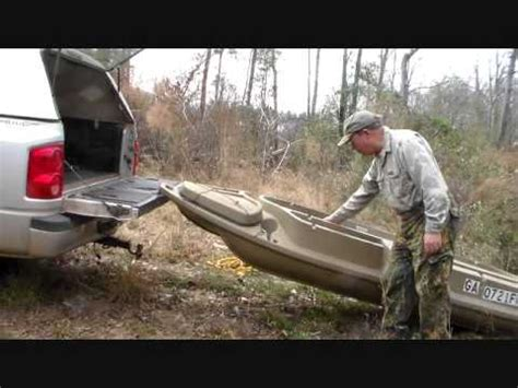 beavertail sneak boat reviews the phantom duck boat doovi
