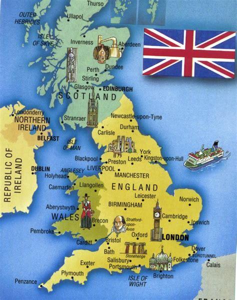 map uk scotland partnering 4 scotland the nations