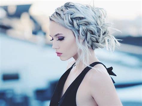 cute  girly hairstyles  braids