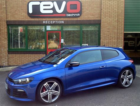 volkswagen scirocco r turbo revo stage 3 software for a volkswagen scirocco 2 0 tfsi
