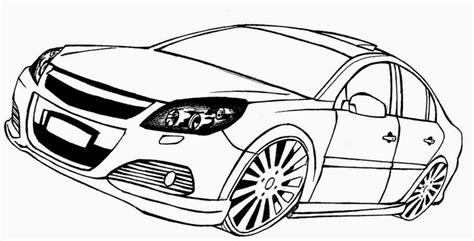imagenes para colorear un carro desenhos de carros tunados e rebaixados para colorir