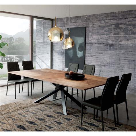 tavolo allargabile tavolo allargabile e allungabile con gambe incrociate 4x4