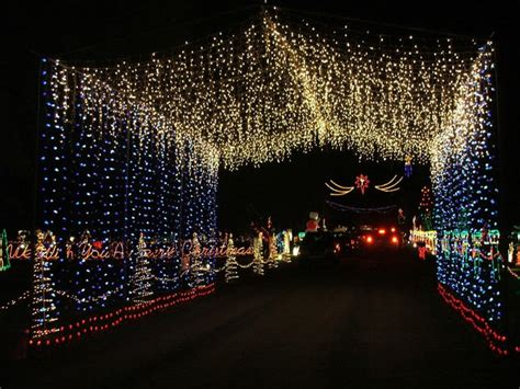 best christmas house displays in columbus ga 10 best light displays in arkansas photo gallery