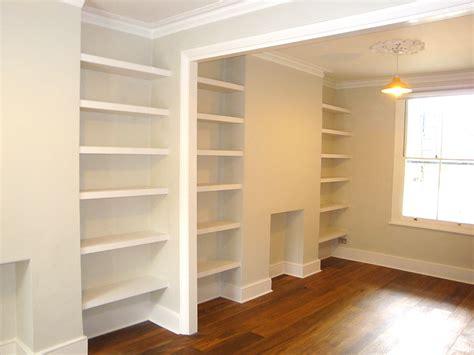Alcove Shelf by 26 Unique Bookcases In Alcoves Yvotube