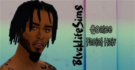 sims 4 blvcklifesimz hair sims 4 cc s the best goatee facial hair by blvck life simz