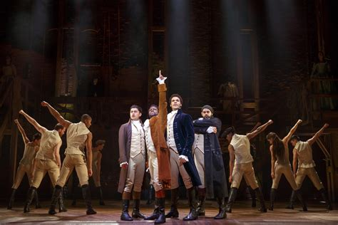 An American Musical Hamilton On Tour Lives Up To The Hype Stark Insider