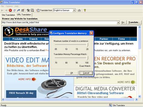 best translate site site translator is a website translation software