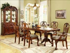 formal dining room sets with specific details modern