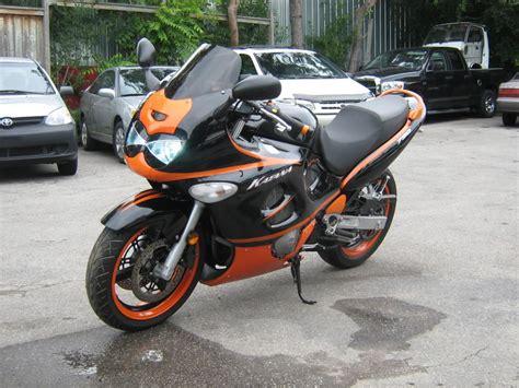 Suzuki Katana 2006 2006 Suzuki Katana 750 Moto Zombdrive