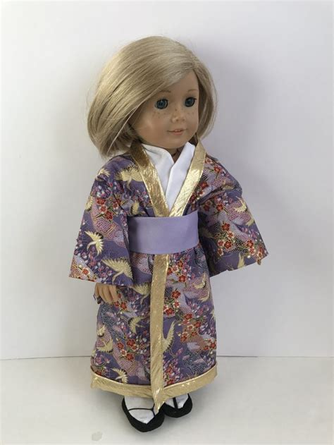 kimono pattern for 18 doll 146 best images about american girl doll other lands