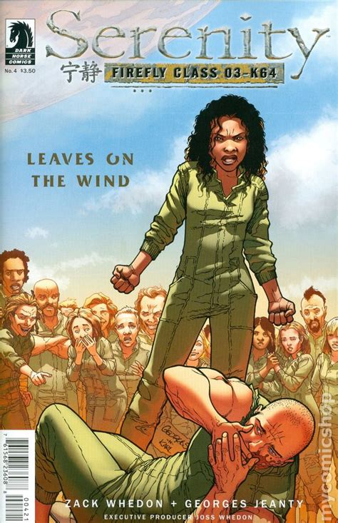 serenity leaves on the wind 2014 comic books