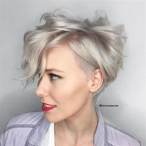 ash blonde pixie 60 gorgeous long pixie hairstyles