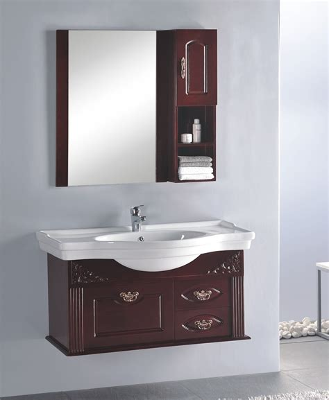 wooden bathroom vanity wood bathroom cabinet