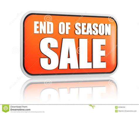 Dsw End Of Season Sale by End Of Season Sale Orange Banner Stock Photo Image 62385332