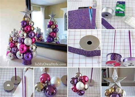 christmas home decor crafts 45 budget friendly final minute diy christmas decorations