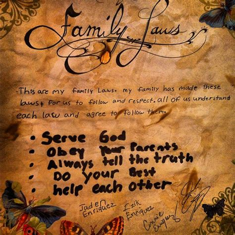 jaden s family constitution project we had to come up w