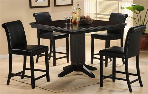 nook dining room set papario nook counter height dining room set from
