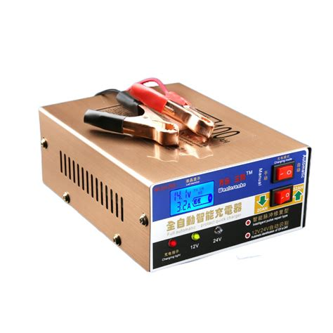 repair battery charger automatically intelligent pulse charger repair battery