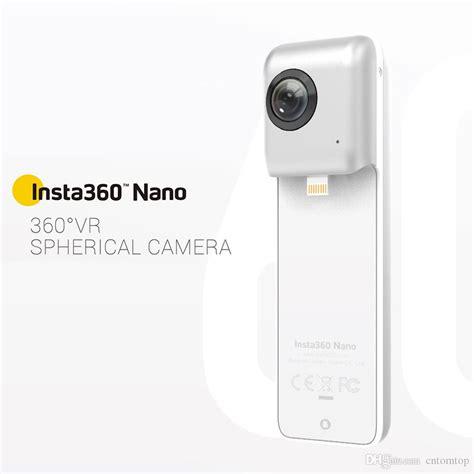 Brica Insta360 Nano Vr For Iphone 66s Brica Insta 36 original insta360 nano compact mini 360 panorama panoramic 3k hd 210