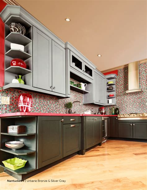 The Kitchen Showcase by Not Enough Cabinet Space The Kitchen Showcase Can Help