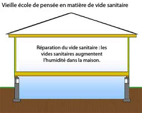Vide Sanitaire Humide by Vide Sanitaire Humid Sale Plancher Du Vide Sanitaire