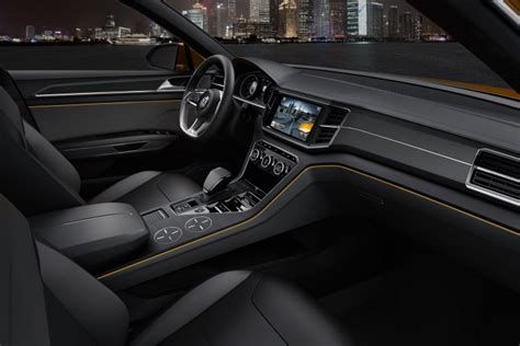 volkswagen crossblue interior volkswagen crossblue coupe concept car body design