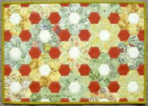 Quilting With Hexagons by Quilting With Hexagons Quilting With Hexagons