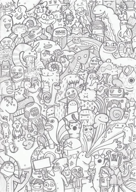 doodle 4 drawing sheet 17 best images about colo doodle on