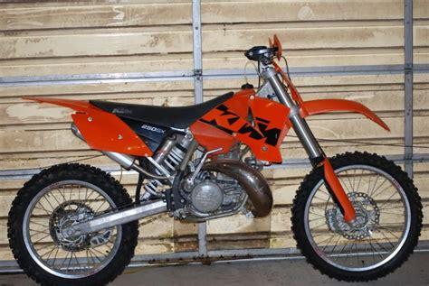 2003 Ktm Sx 250 2003 Ktm 250 Sx Moto Zombdrive