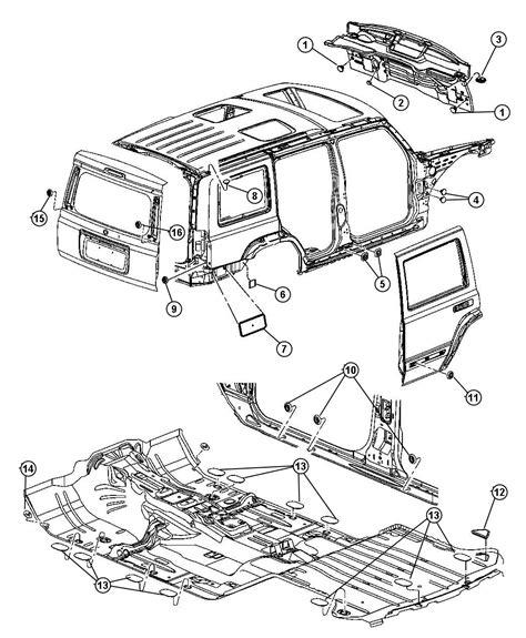 beach jeep accessories 2010 jeep commander plug body plugs 55369072aa mopar