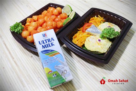 Teh Kotak Per Dus paket catering diet mayo malang omah sehat catering